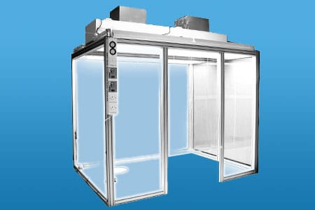 CC 2820 - Modular Cleanroom by Clean Environments