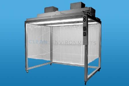 Clean Shower CS 2400 laminar flow booth