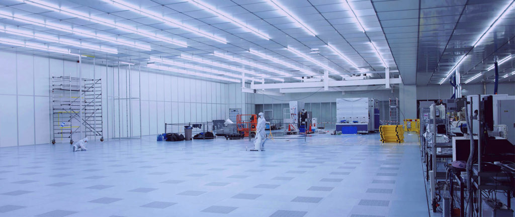 Traditional Cleanrooms