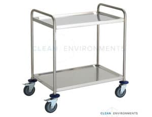 Two tier trolley