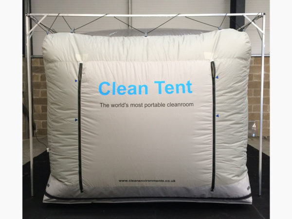 Clean Tent 675