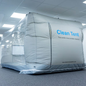 Clean Tent 750