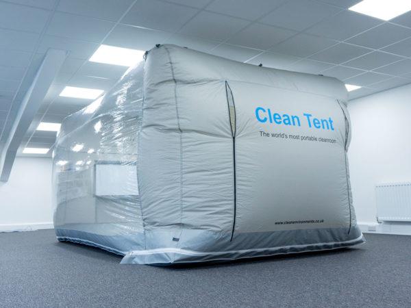 Clean Tent model 750