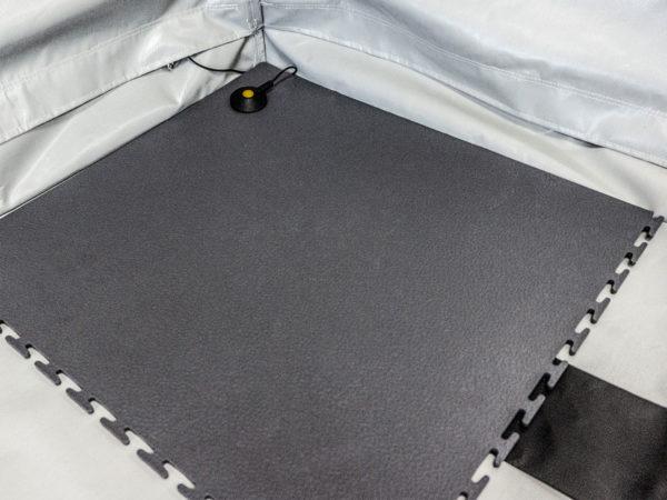 ESD floor system