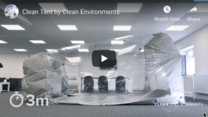 Clean Tent by Clean Environments